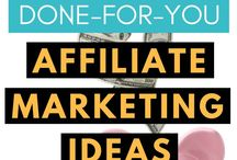    Affiliate Marketing Tips and Resources    / Articles and resources to make money blogging with affiliate sales.