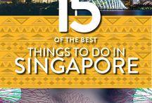 Travelling Singapore