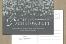 Wedding Stationary and fonts