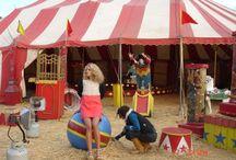 Circus shoot