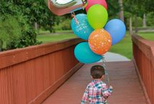 Raihil' second birthday party