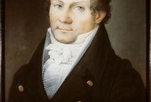 Regency paintings men