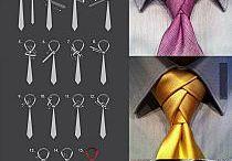 Krawaty i inne wiązane
