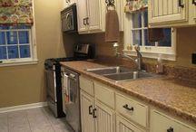 kitchen / by Lynsey Kern