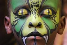 Face Paint - Kids Party / Face painting pic collection.