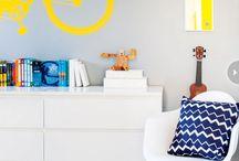 Kids Bedroom / by Paula Parker
