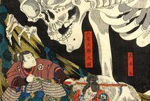浮世絵/Utagawa-Kuniyoshl/ukiyoe artist.