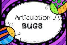 Bugs- Speech Theme