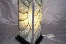 hasáb lámpa