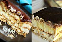 тортики и десерты