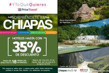 Chiapas / Déjate sorprender por Chiapa. ¡Aventúrate, conoce, descubre, vívelo!