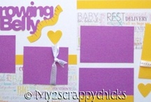 Scrapbook Pages / by Wendy Eckmann