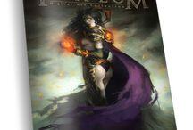 Templum / Free Digital Art Magazine