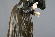 Paul D'Aire sculpture