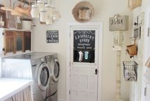 Mudroom / Laundry