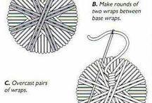 Вышивка на шарах