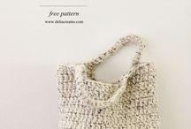 Crochet Bags/ Çanta
