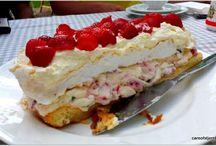 Cakes and tårtor