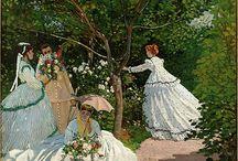 Claude Monet 3 / Lieflijk tafereel