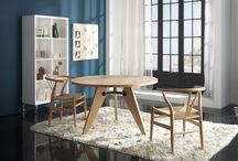 Mesas / Tables
