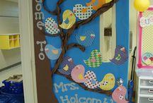 classroom decor / spring / printemps / tavasz