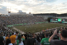 MarshallU Game Day / by marshallu