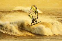 photo of the day - windsurfing / #windsurfing #windsurfen #lovingthesport #beachmood #surferstyle #surfing