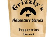 Grizzly's Adventure Blends Tea Packaging