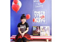 オシャレ&カワイイ&カッコイイ☆8歳誕生日☆バースデー写真♡byラフパーティー
