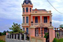 Casas Indianas / Mariña,( Lugo )y norte de Asturias