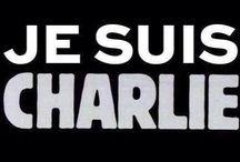 Je suis Charlie / Charlie le 07/01/2015