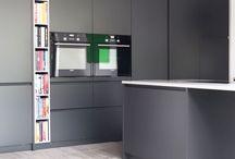 lava grey kitchen