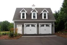 Garages / by Kristen Canale Everhart