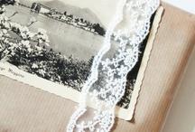 Diy // Paper gift wrap