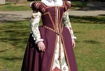 Elizabethian Costume