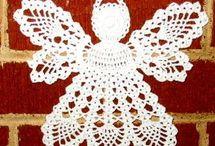 Ángeles crochet