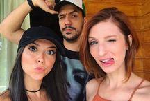 os meus youtubers favoritos
