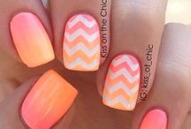 Nails / Adorable nails for girls