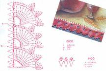 Projekty na vyzkoušení / háčkovné dečky, háčkování na paneny-miminka, pletení pro panenky-miminka, pletené dámské svetry se vzory,