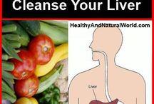 Liver health / by Donna Bingham