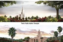 I Love to See The Temple / by Melinda Dayley