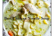 Soups / by Jessica Rhoads