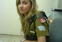 Israel hot girls army