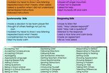 Social Skills / by Kelly Thorne