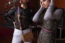 Sonia by Sonia Rykiel Spring Summer 2017 pre-collection Lookbook / Introducing the Sonia by Sonia Rykiel Spring Summer 2017 pre-collection starring the Bloomtwins band shot by Sonia Sieff.