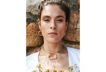 OASIS JEWELLERY / OASIS JEWELLERY COLLECTION 2016 - 2017 - NECKLACES - EARRINGS - RINGS - BANGLES  - CHOKERS