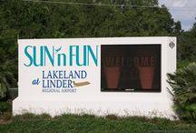 Sun 'n Fun Events / Event venue in Lakeland, FL