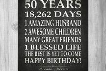 Birthday for brent