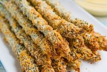 baked asparugas