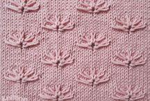 Mønstre til tæppe